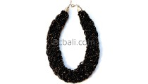 full beads fashion necklaces chokers