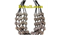new choker necklaces 5strand beading charming fashion design