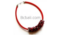 shells beads choker necklaces fashion jewelry accessories
