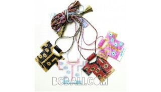 crystal beads pendant necklaces baby clothe design