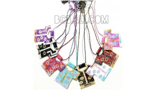 crystal beads pendant necklaces baby clothes design mix