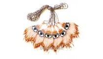 evil eyes pendant crystal bead miyuki fashion jewelry bali