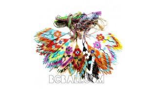 fashion crystal strings necklaces pendants multi color