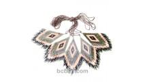 pendant necklaces crystal muyuki diamond shape designs