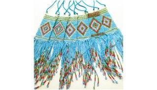 miyuki crystal bead square turquoise