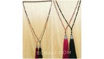 2color silver bronze cup fashion necklaces bead