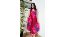 bali clothing dresses pattern motif handmade cringkle