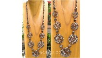 necklaces beads 7mate combination mix spiral design new