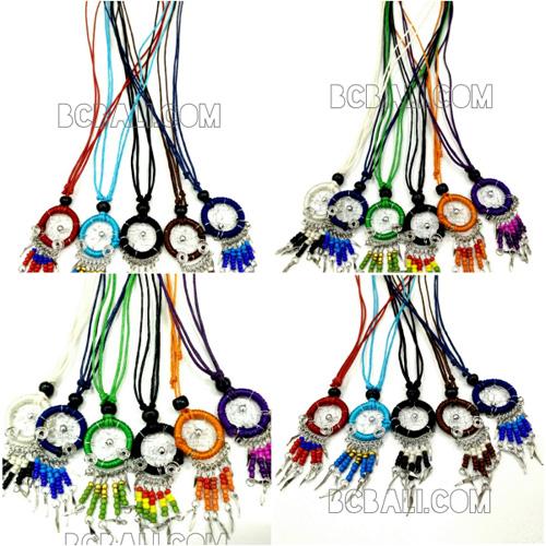 Dream Catcher Necklace Wholesale 40 Pieces Free Shipping New Wholesale Dream Catchers