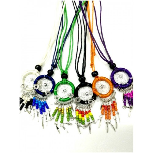 Dream catcher necklace wholesale 100 pieces free shipping dream catcher necklace wholesale 100 pieces free shipping aloadofball Image collections