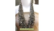Coloring Beading Fashion Necklaces