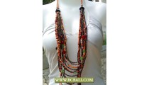 Bcbali Fashion Necklace Beading