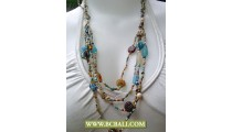 Fashion Necklace Ethnic Beading
