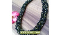 Mix Seed Beads Necklaces Fashion