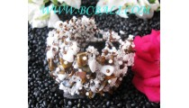 Beaded Stone Bracelets Fashion