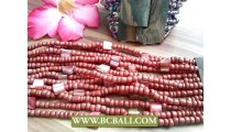 Bali Beads Design Ethnic Natural Wood Clasps