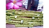 Elastic Beads Bracelets Multi Strand