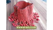 Hula Girls Beads Bracelets Stretch Designs