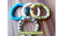 Bracelets Coins Shells Button Stretcher