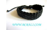 Cow Leather Hemp Bracelets Surf