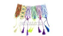 miyuki crystal beads bracelets tassels large size
