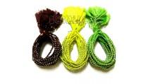 3 color braids friendship bracelets strings