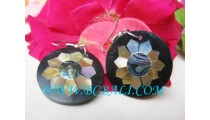 Women's Shell Earrings Design