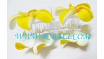 Bali Hair Accessories Flower