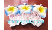 Hair Accessory Tropical Clip