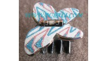 Hair Accessories Slides Butterfly