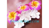 Flower Hair Accessories Foam