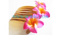 Hair Comb Accessories Flower