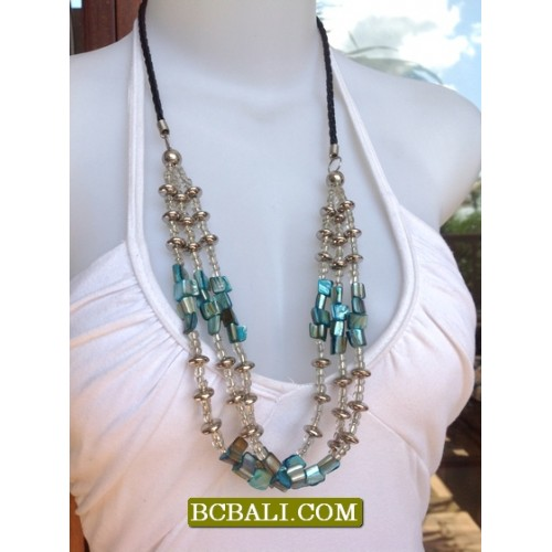 Beaded Necklaces Women Casual Beaded Necklaces Women Casual