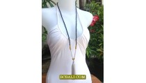 BeadsTassel Necklace Pendant Long Seeds Fashion