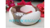 Bali Resin Bangle Design