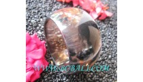 Bangle Resin Hand Work Bali