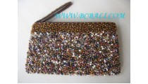 Full Beaded Purses Wallet