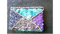 Clams And Bead Purses