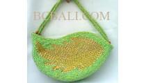 Flower Beads Handbags