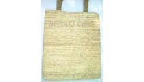 Handbag Flat Sandlewood