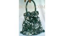 Handbags Coin Beads