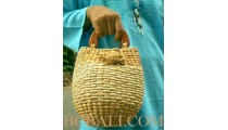 Handbags Seagrass Boll