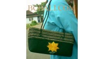 Handbags Sisal Handmade