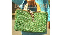 Handbags Sisal Square