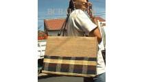 Handbags Square Xl Sisal