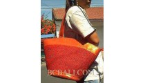 Shopping Bags Reds
