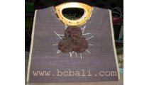 Straw Handmade Lady Bags