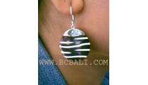 Sea Shell Earring Jewelry