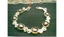 Bracelets Silver Shell
