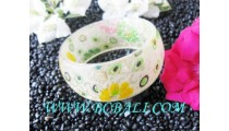 Fashion Bangle Fabric Batik